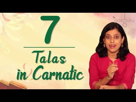 Talas in Carnatic Music | VoxGuru