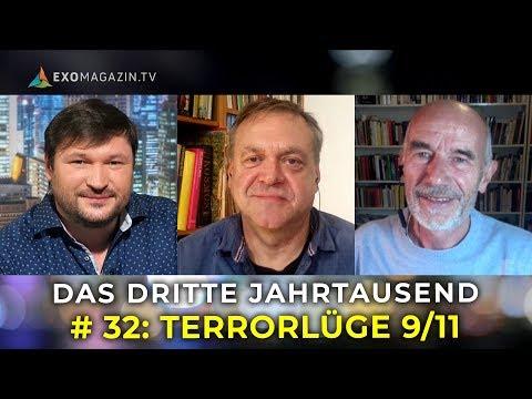 Terrorlüge 9/11 - Geheimdienstmord in Berlin - Epstein und die Dienste | Das 3. Jahrtausend #32