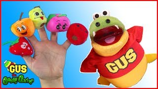 Nursery Rhymes for kids and Family Finger Fruits