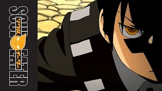 Soul Eater Clip - Death the Kid - Now on Cartoon Network