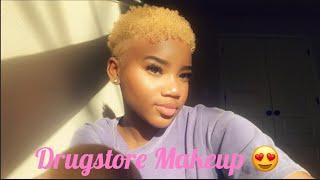 Easy Drugstore Makeup Look