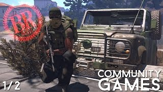 » BATTLE ROYALE « - Community Games, Ihr gegen uns! :) - [Deutsch] [1/2]