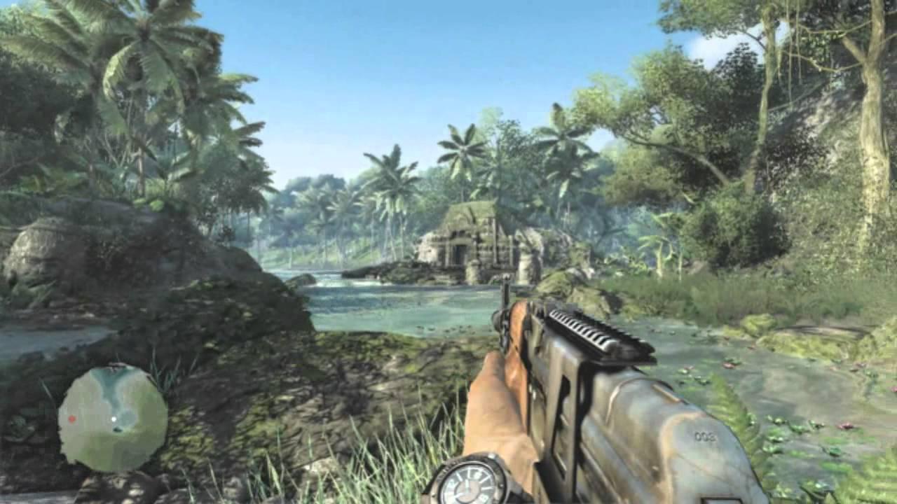 Far Cry 3 E3 2011 Hd Trailer Youtube