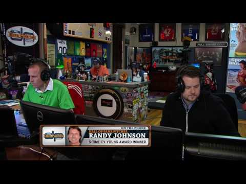 Randy Johnson on The Dan Patrick Show (Full Interview)