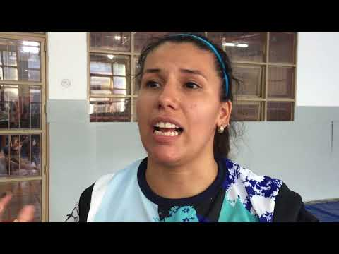 Julieta Maciel -Voley IESEF