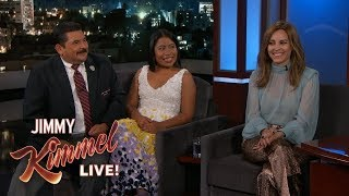 Marina de Tavira & Yalitza Aparicio on Movie Roma