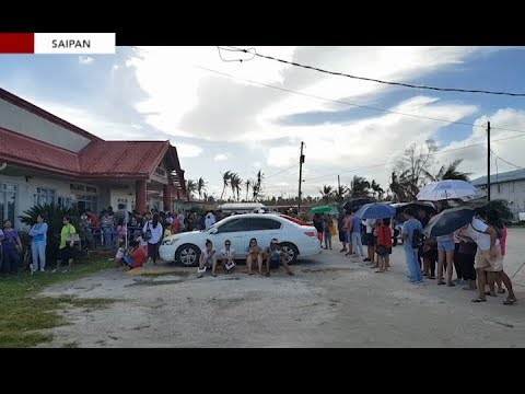 DFA distributes cash assistance to typhoon-affected Filipinos in Saipan
