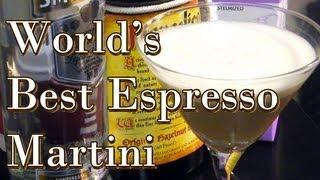 World's Best Espresso Martini Cocktail Recipe - Thefndc.com