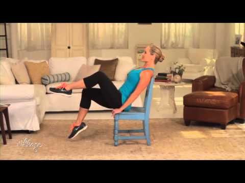 Chair Exercises For Abs Design Styles Easy To Tone Your And Belly Youtube