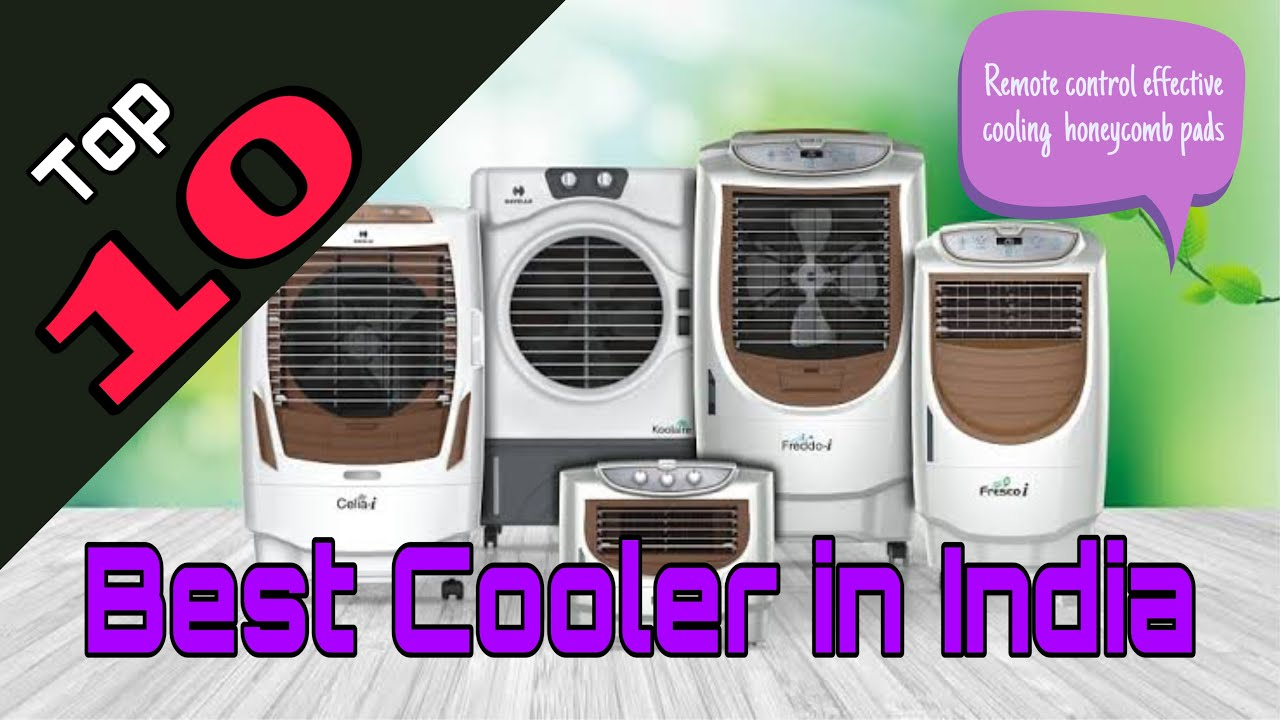 Best Cooler For The Money 2021 Best top 10 air cooler in india 2020   2021   YouTube