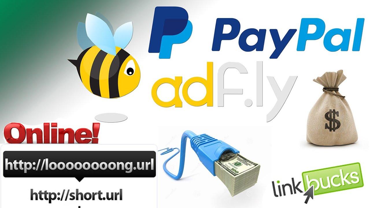 Make money online short links youtube