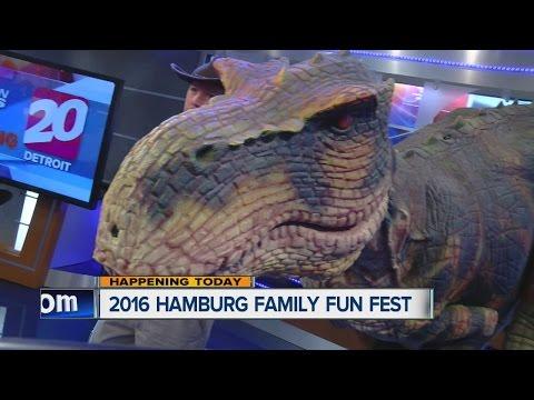 Hamburg Family Fun Fest taking place June 15-18