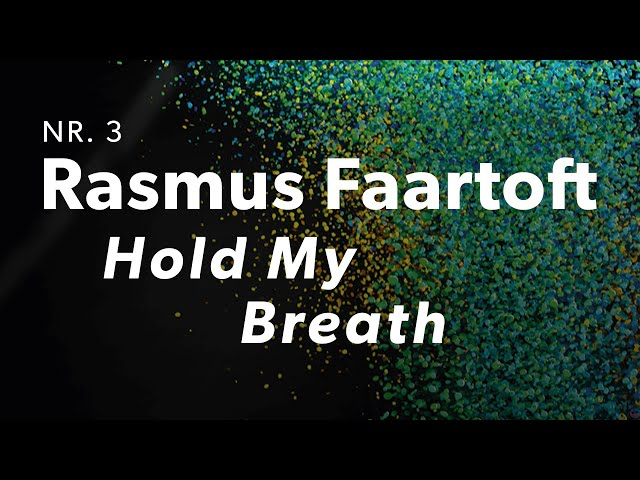 Rasmus Faartoft - Hold My Breath | Dansk Melodi Grand Prix 2019 | DR1