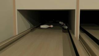 Bowling 3Ds Max Test