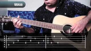Solo Para Ti - Camila - Guitarra Tutoria...
