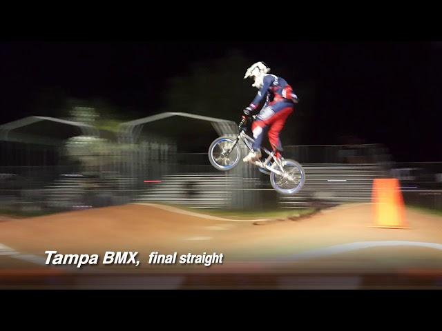 Practicing Jumps @ Oldsmar & Tampa BMX