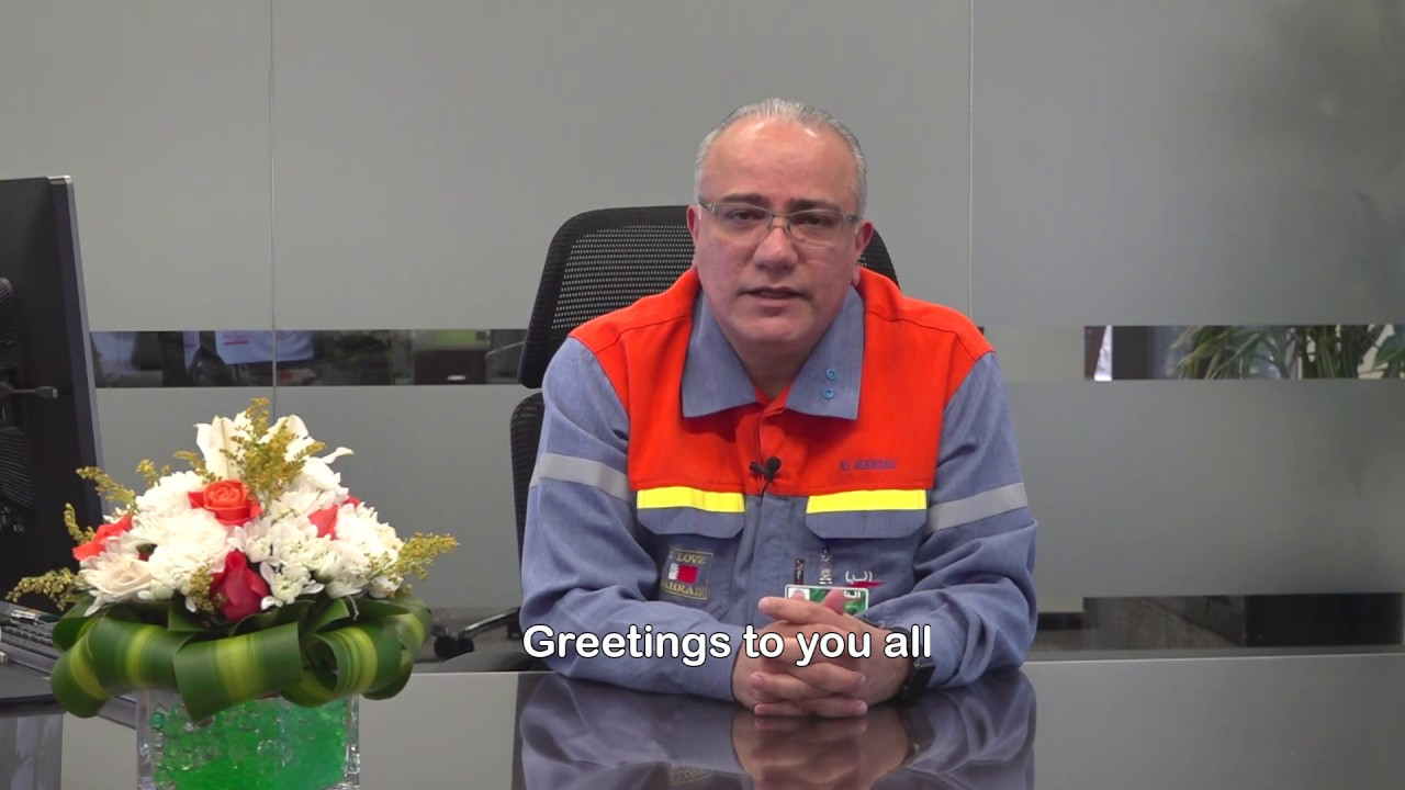 CEO's Monthly Video Safety Message - March 2020 - YouTube