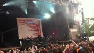 KillSwitch Engage -  My Curse - LIVE Download Festival Saturday 9th June 2012