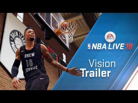nba live 18 - 0 - EA Sports Unveils NBA Live 18