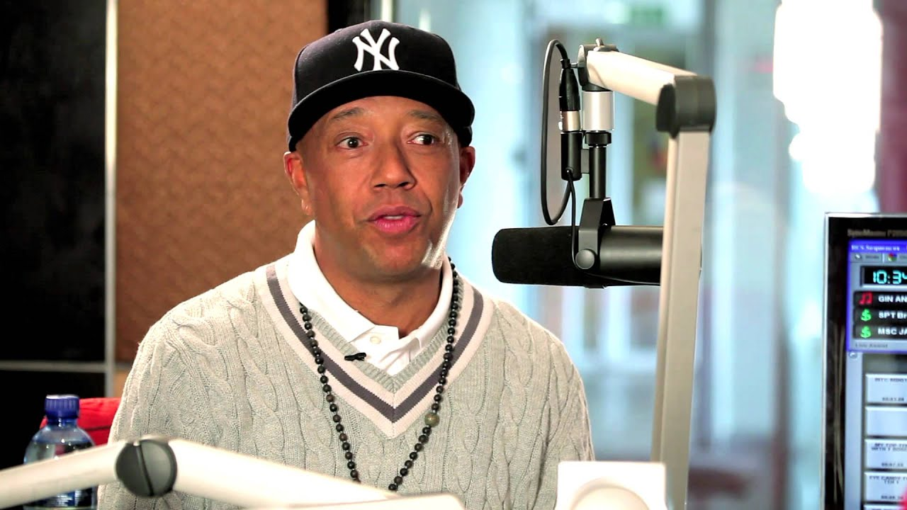 """""""Russell Simmons"""""""
