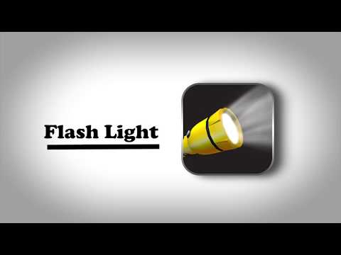 Brightest Torch Light Flashlight Widget Super Free