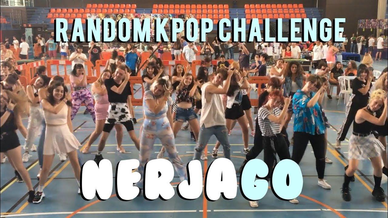 🍀RANDOM KPOP CHALLENGE NERJAGO [w/ Sunmi, NCT Dream, TWICE, BTS, Stray  Kids   ]
