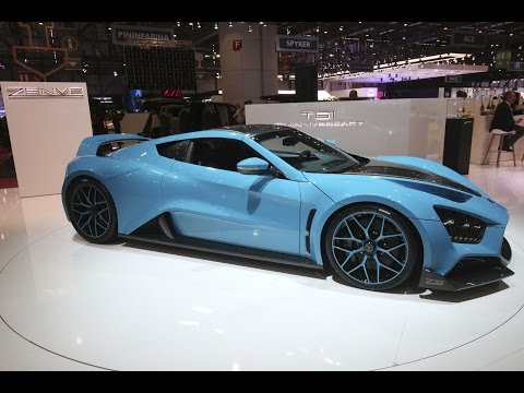 The Zenvo TS 1 GT Is The Anniversary Supercar Of Our Dreams (1080q)