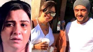 ياسمين عبدالعزيز تبكي لحظة خروجها من المستشفى والسبب مؤسف ! و أحمد العوضي : حسبي الله ونعم الوكيل !