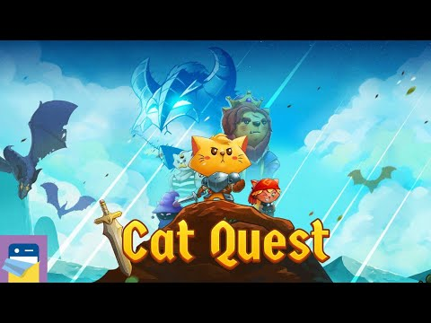 Cat Quest: iOS iPad Gameplay Part 1 (by The Gentlebros)