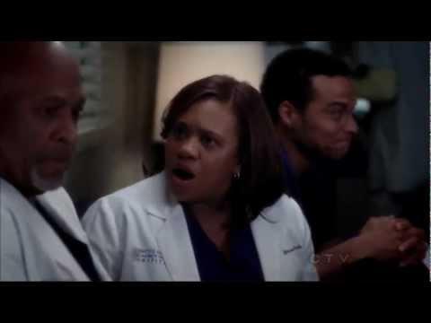 Greys Anatomy 9x01- Booty Call Bailey Part 2