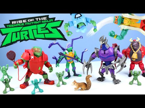 Rise Of The Teenage Mutant Ninja Turtles Shredder Toy Review 2020