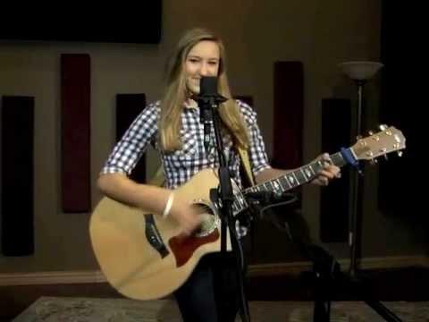 Kaleigh Jo Kirk 14yrs Performing It Happens  Sugarland  2012