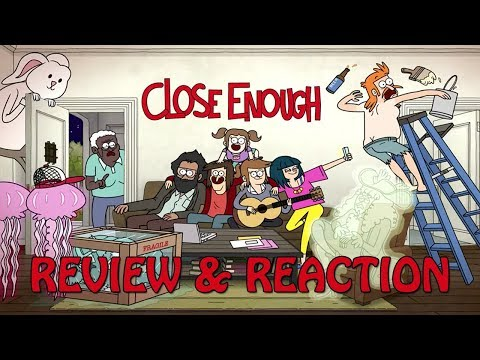 Close Enough – New TBS animated Series – Teaser Trailer Review and First Look