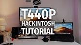 Removing WiFi Whitelist on Thinkpad T440p - Tutorial - YouTube