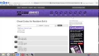 Tuto FR Mettre des codes Action Replay sur Wii