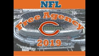 Chicago Bears Free agency: 2019