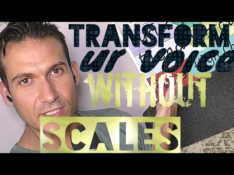 How To Completely Transform Your Singing Voice Without Boring Scales & Weird Exercises