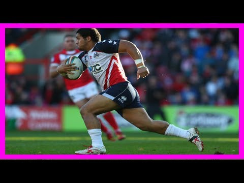 Breaking News | Faraimo included in usa world cup squad | news