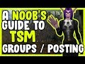 A Noob's Guide To TSM Groups And Posting In WoW BFA - Gold Making, TradeSkillMaster Guide