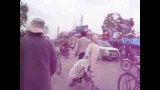part 1: From Balrampur to Gonda Junction by bus (从Balrampur搭公交至Gonda Junction)