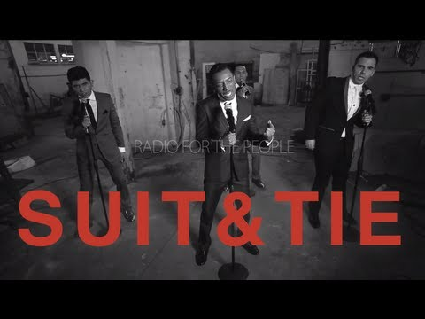 Justin Timberlake feat. Jay-Z SUIT & TIE...