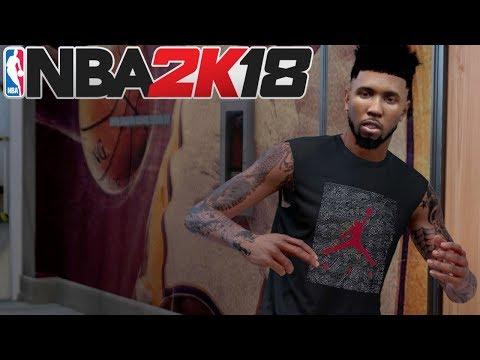 NBA 2K18 MyCareer All Cutscenes
