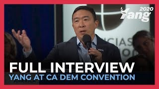 "Andrew Yang - ""It's Time for Facebook to Grow Up"""