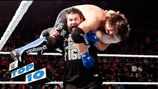 Top 10 SmackDown moments: WWE Top 10, March 17, 2016