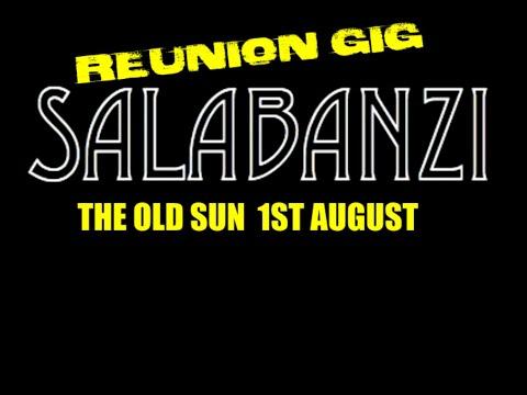 Salabanzi - Live at the old sun - 2015
