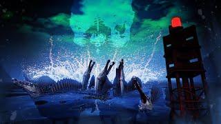 THE AQUATIC APOCALYPSE IS UPON US! - The Isle - Aquatic Invasion Event - Gameplay