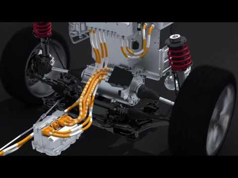 Volkswagen HyMotion hydrogen powertrain technology overview,sport cars video, sport cars 2016, Antiq