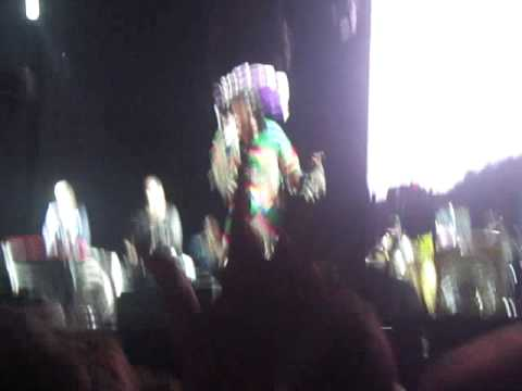 Travelling Without Moving II @ Jamiroquai Argentina Quilmes Rock '11