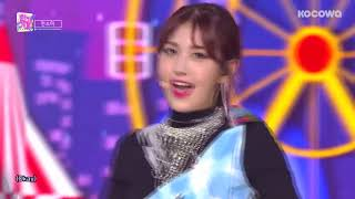 HOT SOMI   BIRTHDAY, 전소미   BIRTHDAY Show Music core Stage Mix