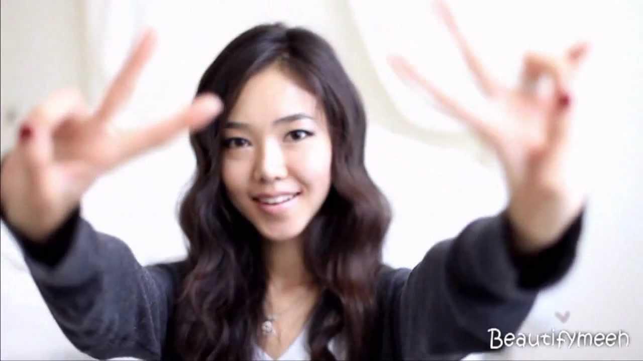 Korean Mool Gyul Waves ♥ 예쁜 물결웨이브 - YouTube